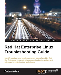 RHEL Troubleshooting Guide Cover